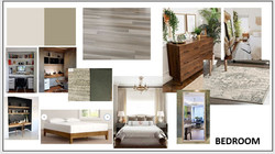 Earth Tones Boho Bedroom Design
