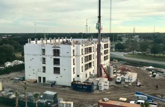 Hotel Construction Texas