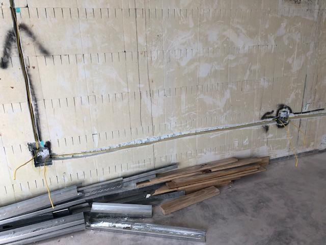 Quad-Lock Wall