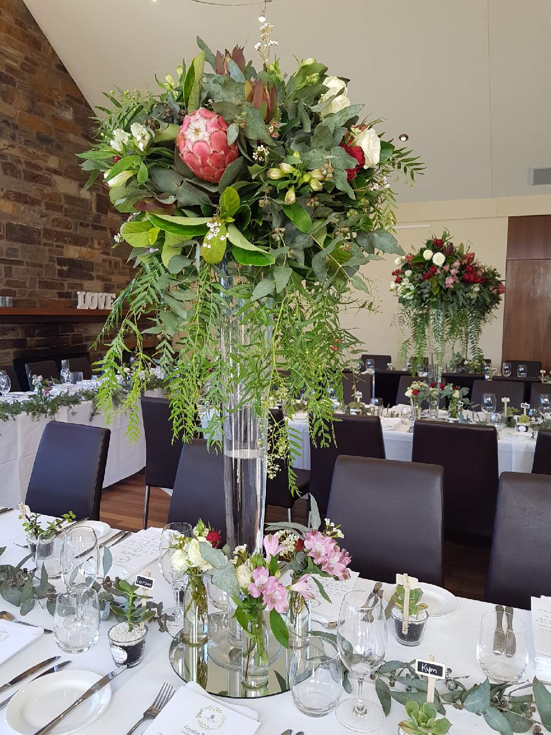 Fresh Flower Centerpiece Hire Adelaide SA.jpeg