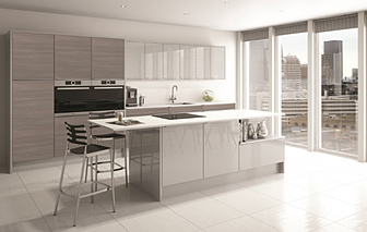 Beautiful Kitchen Designed By Expert Kitchen Planners In The North East