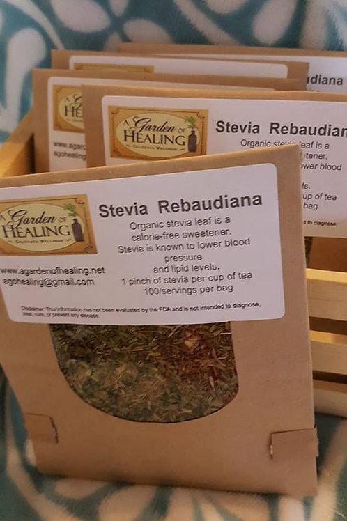 Stevia Rebaudiana Pod