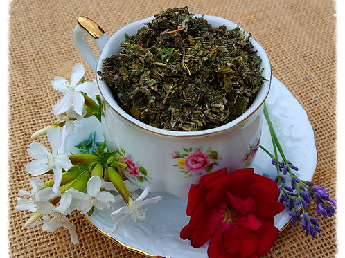 Bun-In-The-Oven Tea, loose leaf