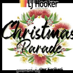 Kerikeri's Christmas Parade with a twist