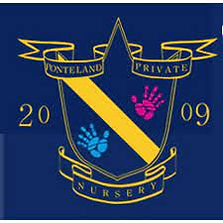 Ponteland Private Nursery Logo