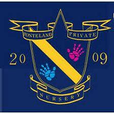 Ponteland Private Nursery Logo