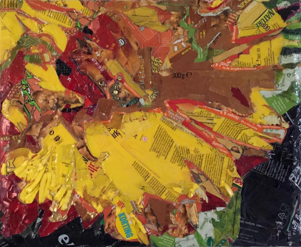 President's Award Name Something Yellow #10 (Daffodil) Sarah Schneiderman