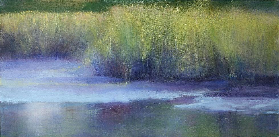 Greco_Deborah_Riverbank_oil on canvas_12