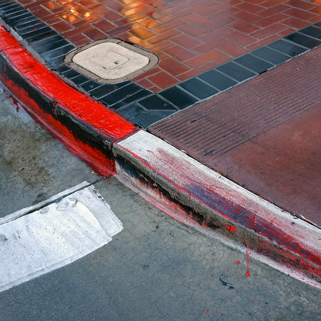 Christine Acebo, Curb Appeal, Photograph