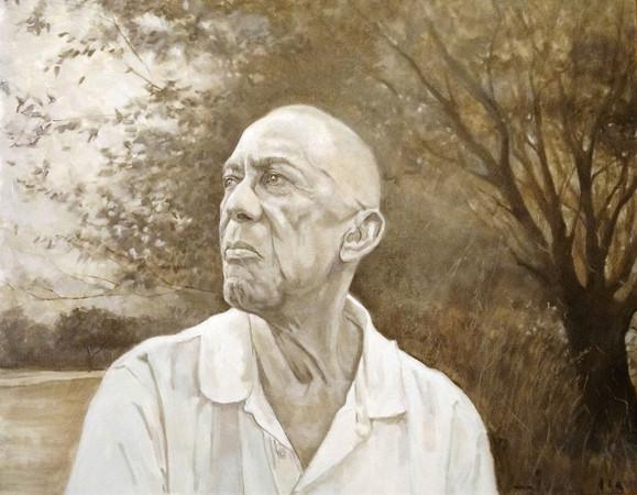 Winant, Oil on Canvas, 24 x 30