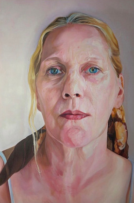 """First Prize, """"My Mother"""" by Krista Guerin"""