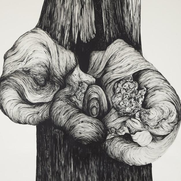 ANNE DORIS-EISNER Medium: Acrylic