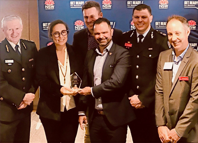 Resilience Australia Awards 2019 NSW Parliament House