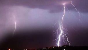 Muğla Bölgesi'nde Yerel Kuvvetli Yağışlara Dikkat