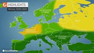 AccuWeather 2020-2021 Kış Tahminini Yayınladı
