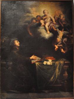 Aparició del Nen Jesús a Sant Antoni de Pàdua