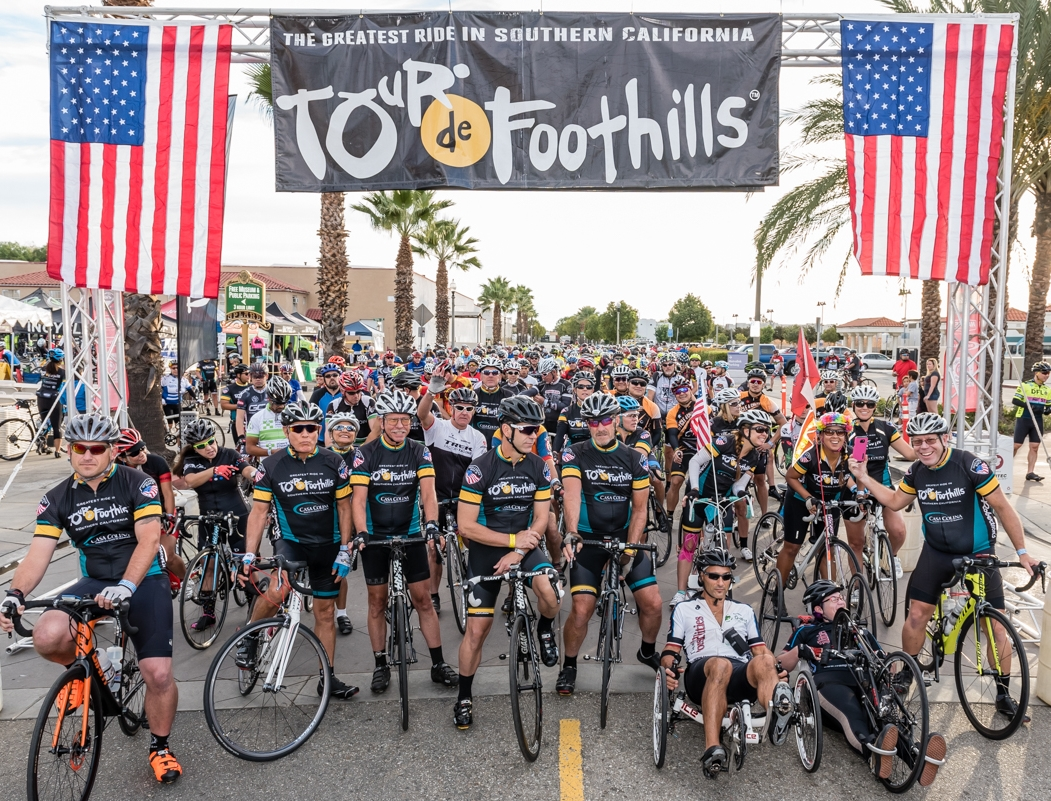 Bike Ride Tour De Foothills Bike Ride 2019 United States