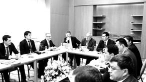 Usbekistan - RSP bei Rundem Tisch deutscher und österreichischer Unternehmen