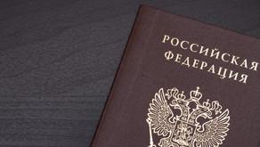 Russland - Änderungen zur Staatsbürgerschaft