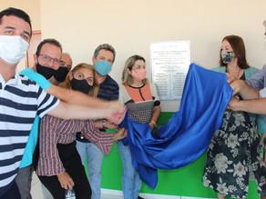 Com recursos destinados por Damaso, academia ao ar livre é inaugurada em Guaraí