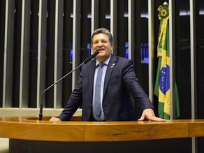 Com 18 meses de mandato, Damaso já destinou quase R$ 30 milhões para o Tocantins