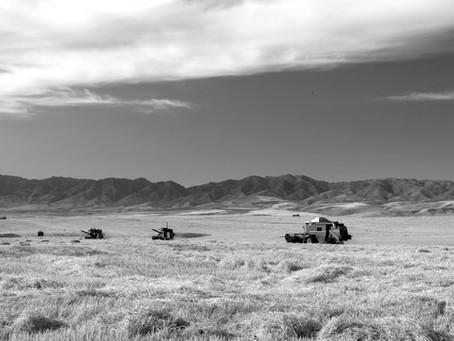 Kasachstan - Agrarland