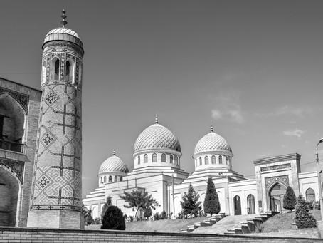Новый офис в Узбекистане