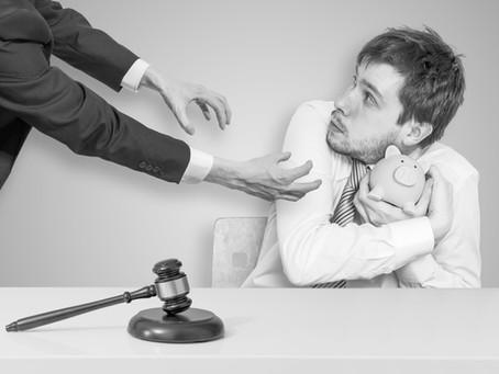 Россия - Удержания из зарплаты должника: новые правила