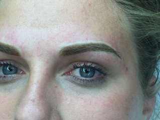 New Service - Ombre Brow Tattoo