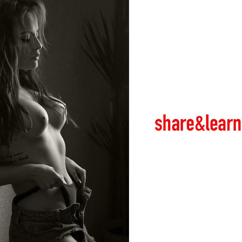 share&learn: Workshop/Sharing mit Marta