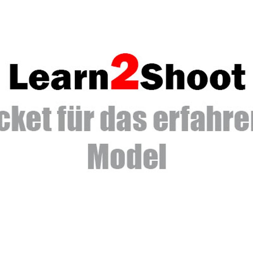 "Peter Nowak´s ""Learn2Shoot"" - Ticket erfahrenes Model"