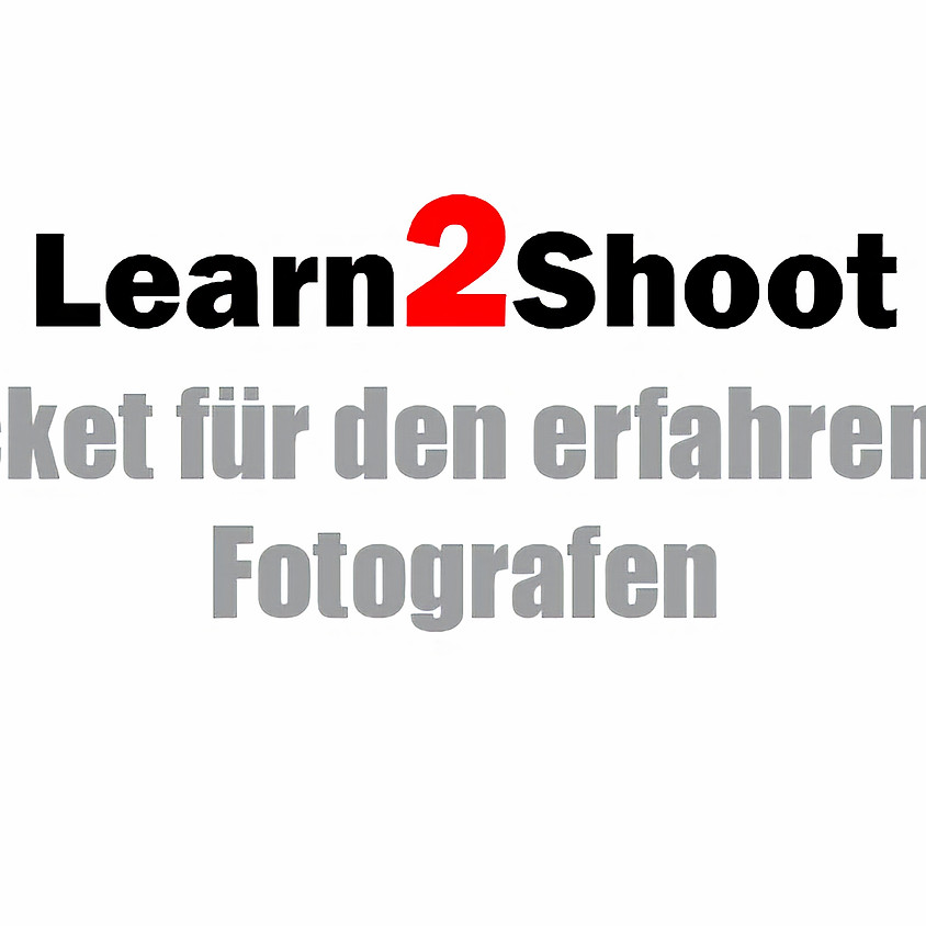 "Peter Nowak´s ""Learn2Shoot"" - Ticket erfahrener Fotograf"