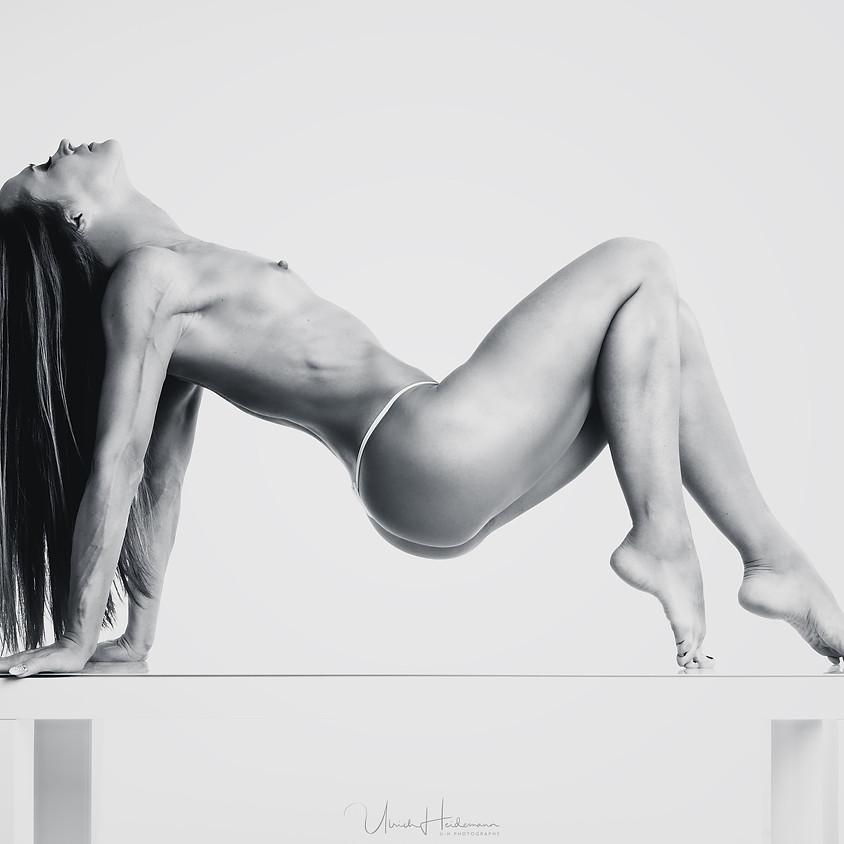 Artistic Nude Sharing Workshop mit Inna, Ms. Universe 2015