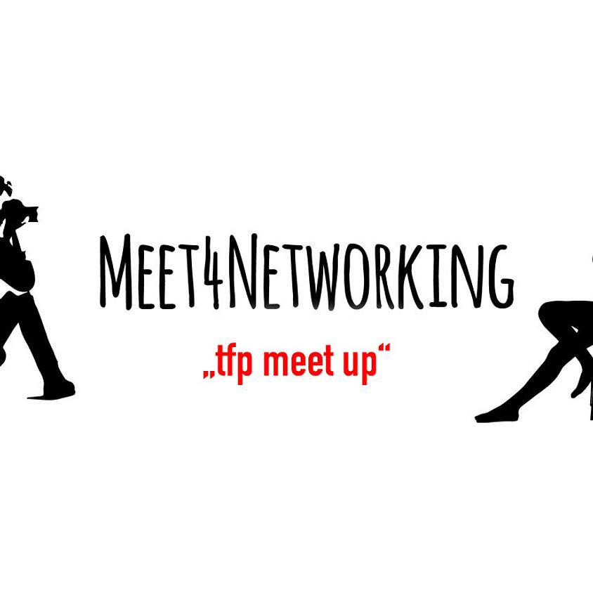 """Tickets für Fotografen: Meet4Networking """"tfp meet-up"""""""
