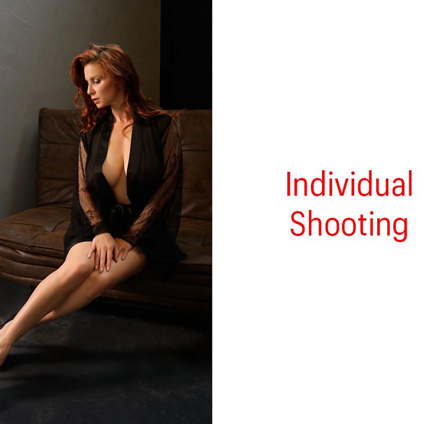 Einzelstunden Shooting mit Bettie Ballhaus