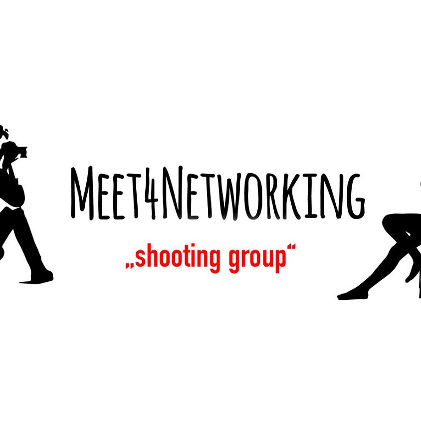 """Tickets für Fotografen: Meet4Networking """"shooting group"""""""