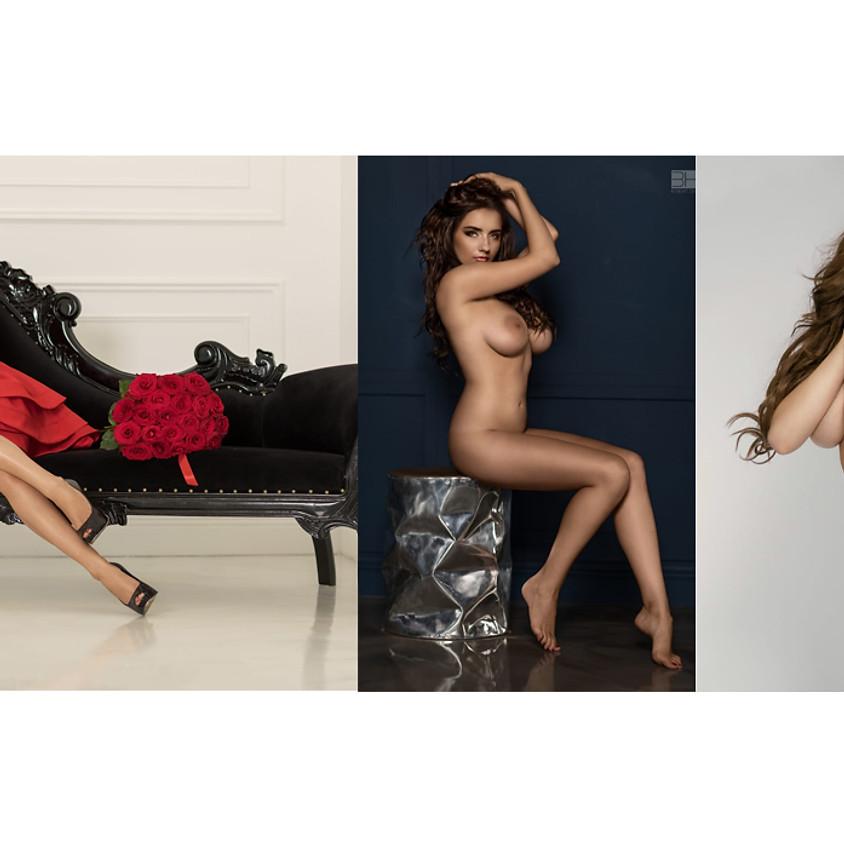 Workshop Sharing: Playboy Fotostrecke mit Nikola