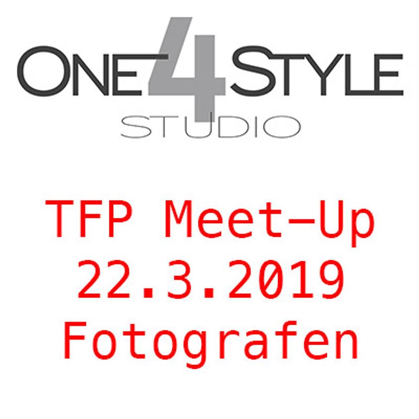 Meet4Networking: TFP Meet-Up / Ticketbereiche für Fotografen