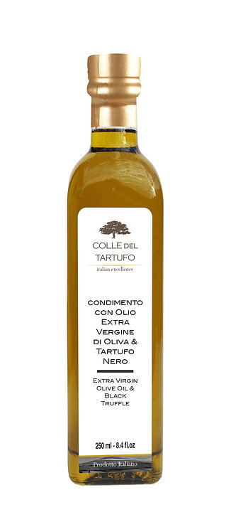 Extra Virgin Olive Oil Black Truffle Flavoured (250ml)