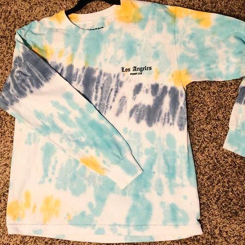 L.A. Tie Dye Shirt