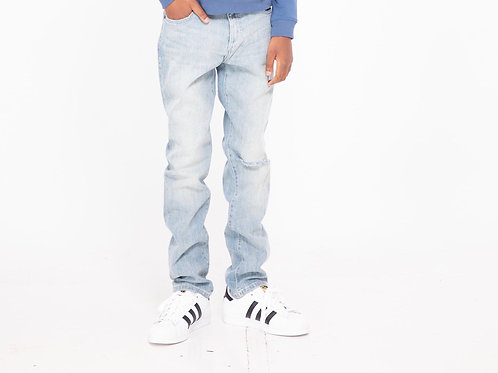 Ash Skinny Jean with Ripped Knee