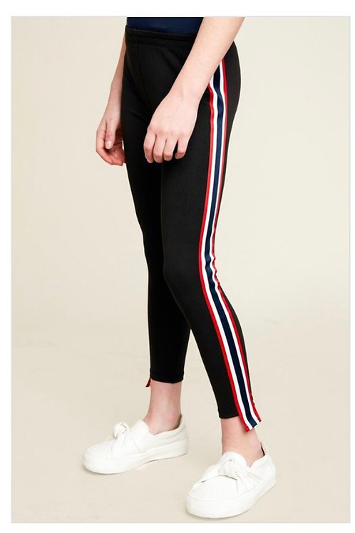Side Striped Legging