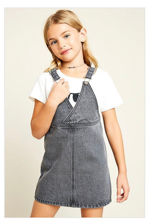Grey Overall Jumper