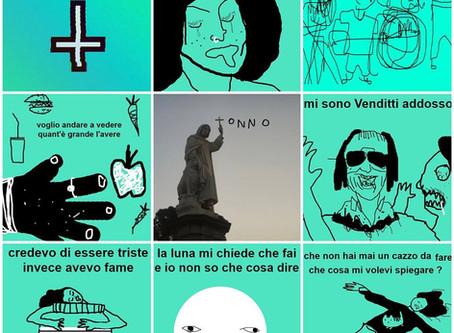 #GraphicVision // Tonno