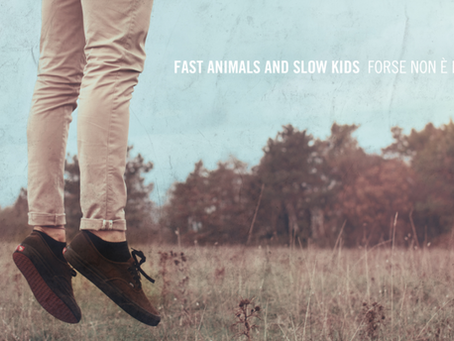 Dietro le righe // Forse non è la felicità - Fast Animals and Slow Kids