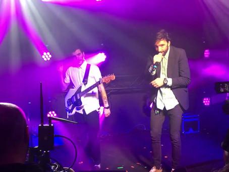 Ex-Otago - Tutto bene (live @ Torre Velasca (MI) 30/11/2018 + Selton