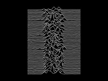#Graphic Vision // Unknown Pleasures - Joy Division