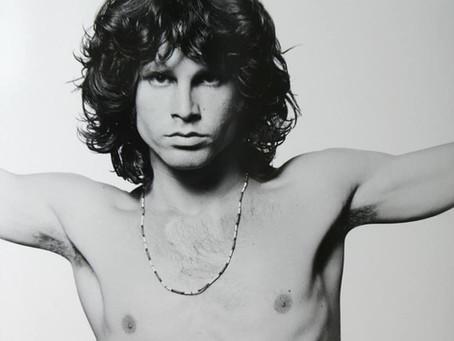 #GraphicVision // Jim Morrison