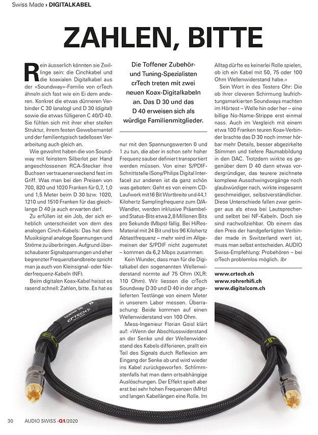 108 Story 09 crTech Audio_Swiss _2020-Q1