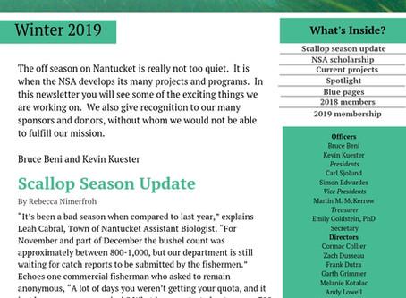 Winter 2019 Newsletter